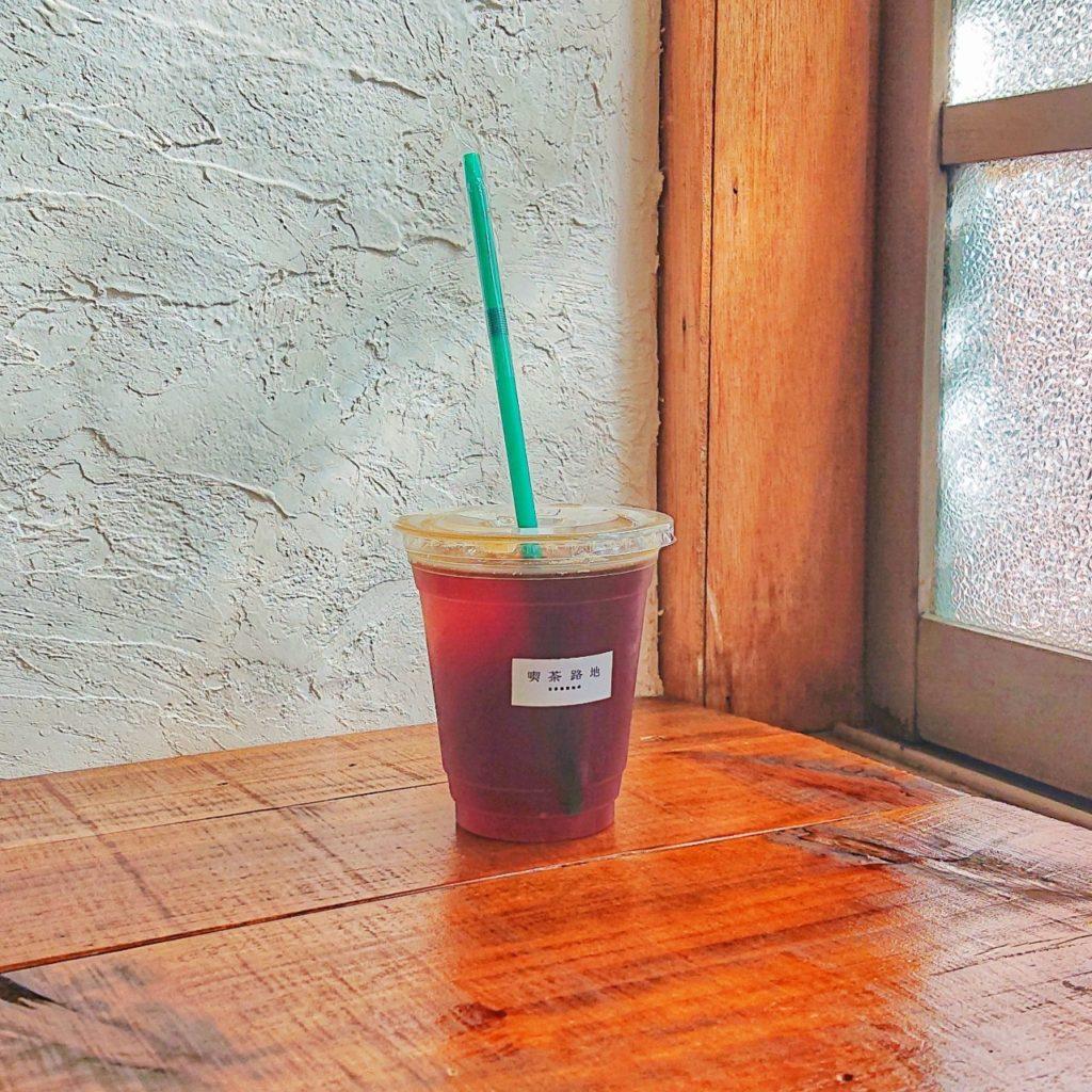 中崎町の自家焙煎コーヒースタンド 喫茶路地(きっさろじ)のコーヒー