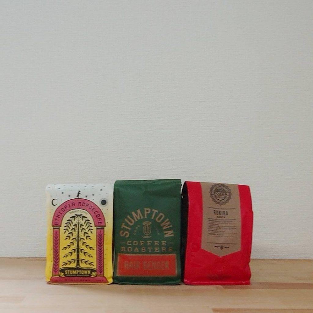 ポートランドのコーヒー
