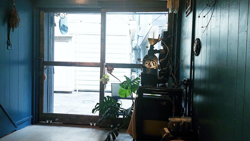ハイクコーヒーロースターズHAIKU Coffee Roasters _ 大阪中崎町