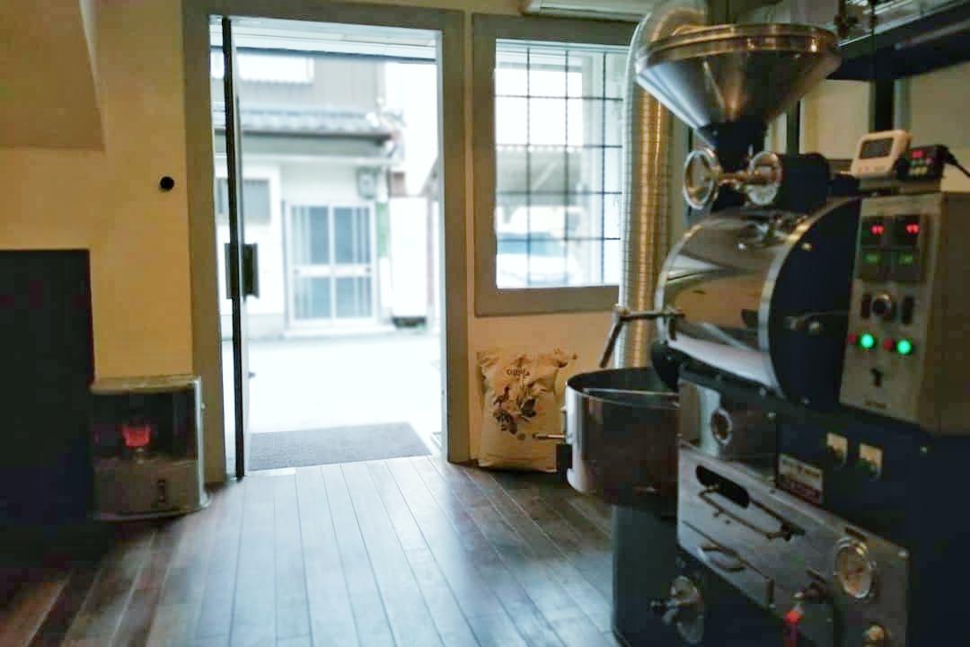 大阪中崎町 自家焙煎コーヒー:もなか珈琲