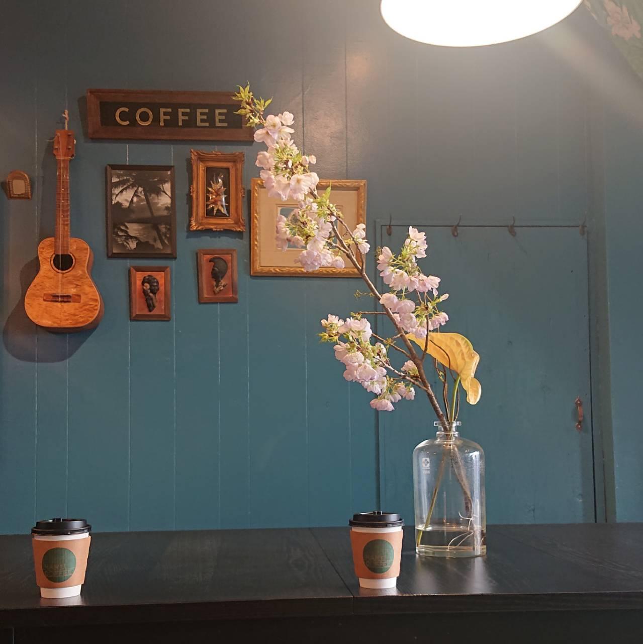 大阪中崎町の自家焙煎コーヒー:ハイクコーヒーロースターズ/HAIKU Coffee Roasters