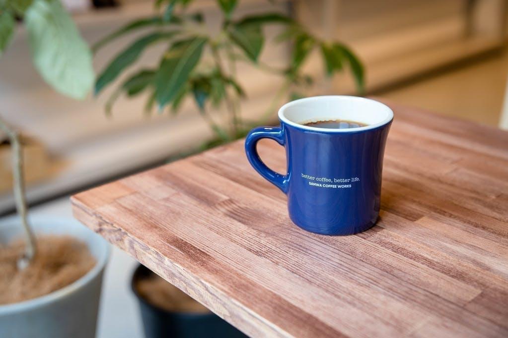 コーヒーリターン