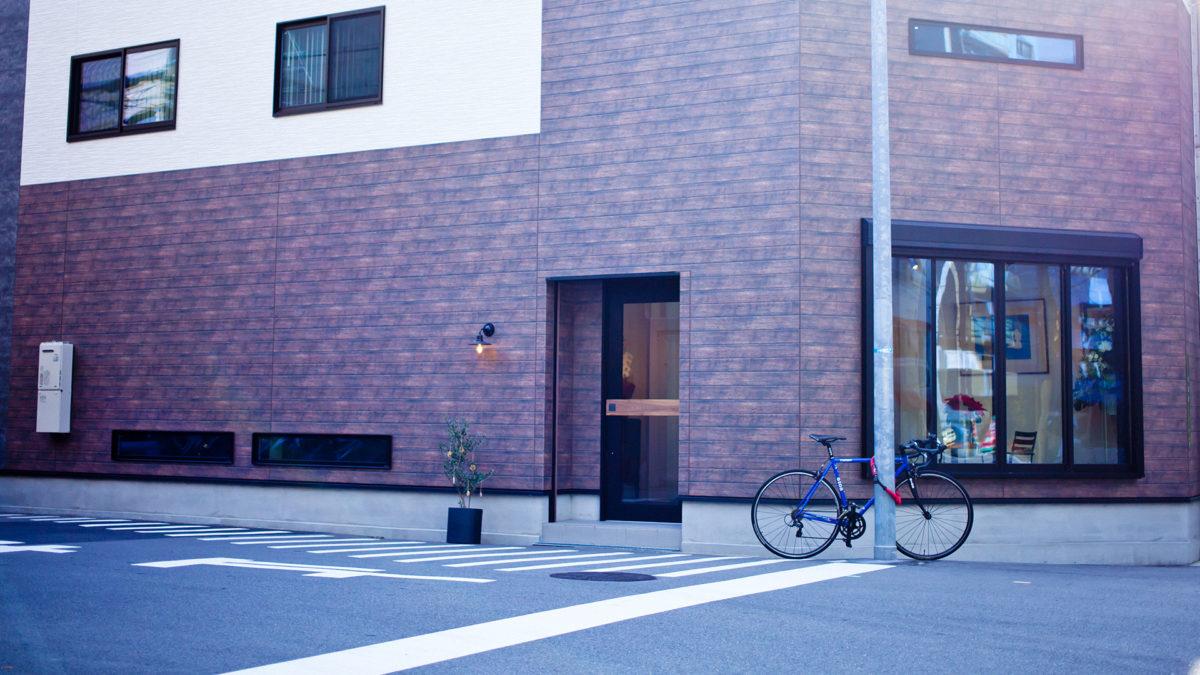 ao coffee&gallery_外観